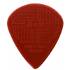D Grip Jazz 1.18mm red guitar pick