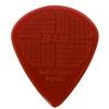 D Grip Jazz 1.40mm red guitar pick