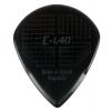 D Grip Jazz 1.40mm black guitar pick