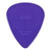 D Grip Standard 0.60mm violet guitar pick