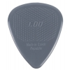 D Grip Standard 1.00mm grey guitar pick