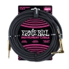 Ernie Ball 6058 guitar cable, 7.62m
