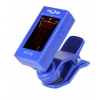Fzone FT 15 clip-on chromatic tuner, blue