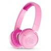 JBL JR300 Bluetooth headphones for kids, pink