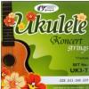 Gor Strings UB3-T Titan struny tenor ukulele case