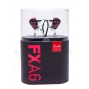 Fender FXA6 Pro IEM Red earphones