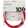 Fender Orginal 10′ guitar cable, FRD