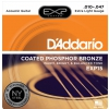 D′Addario EXP-15 acoustic guitar strings 10-47