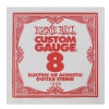 ErnieBall 1008 guitar string ′8′