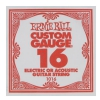 ErnieBall 1016 guitar string ′16′