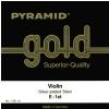 Pyramid 108100 Gold violin strings 4/4