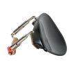 AN Violin chinrest Dresden 3/4-4/4 (plastic)