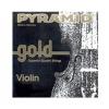 Pyramid 108100 Gold violin strings 1/2