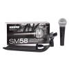 Shure SM 58 SE dynamic microphone