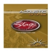 Stagg AC1048PH acoustic guitar strings 10-48