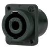 Neutrik NLJ2MD-V Combo Speakon/TS socket