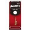 Rico Plasticover 2.5 alto saxophone reed