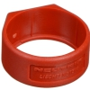 Neutrik XCR 2 coding ring for NC**X* connector (red)