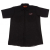 EVH Woven Shirt, Black, M koszulka