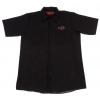EVH Woven Shirt, Black, S koszulka