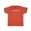 Gretsch Logo T-Shirt, Heather Orange, 2XL koszulka