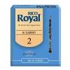 Rico Royal 2.0 Bb clarinet reed