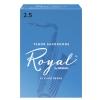 Rico Royal 2.5 Tenor Saxophone Reed