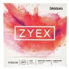 D′Addario Zyex DZ-310S violin strings 4/4