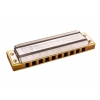Hohner 2005/20-A Marine Band Deluxe Harmonica in A