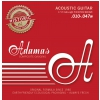 Adamas (664580) Phosphor Bronze Historic Reissue, struny do gitary akustycznej - Medium .013-.056