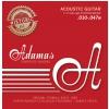 Adamas (664550) Phosphor Bronze Historic Reissue, struny do gitary akustycznej - Extra Light .010-.047