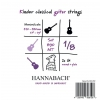 Hannabach (653058) 890 MT struna do gitary klasycznej 1/8, menzura 44-48cm (medium) - G3