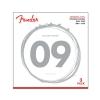 Fender Original 150 Guitar Strings, Pure Nickel Wound, Ball End, 150L .009-.042 Gauges, 3-Pack