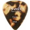 Fender 351 Tortuga Thin  guitar pick