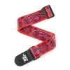 Planet Waves 50JS12 J.Satriani Paisley Red pasek gitarowy