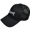 Gibson Black Trucker Snapback hat