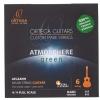 Ortega ATG44NH Atmosphere Green Hard classical guitar strings