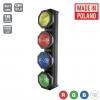 Flash OCTO SUNBAR 4x30W 4in1 COB RGBW 4 SECTIONS mk2 LED bar, retro, vintage, portman (B-STOCK)