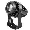 Eurolite PST-10W Weather-proof pinspot (IP65) with strong 10 W LED in warm white