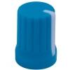 DJ TECHTOOLS Chroma Caps Super Knob 0  (niebieski)