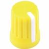 DJ TECHTOOLS Chroma Caps Super Knob 180  (żółty)