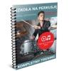 AN Paweł Ostrowski, Szkoła na Perkusję ″Kompletny Trening″  książka