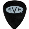 EVH Signature Guitar Picks, Black/White, 1.00mm, 6 count