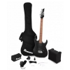 Ibanez IJRX20-BKN Jumpstart Starter Set Black (guitar + amplifier + cover + picks + tuner + strap)
