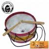 Corvus Rattlesnake 600230 wood drum
