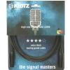 Klotz M2K1FM 0750 microphone cable XLR-F - XLR-M, 7,5m