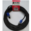 4Audio LS2250 10m speaker cable 2x2,5mm, Speakon