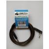 4Audio GT1075 3m Jack angled Jack guitar cable, black connectors