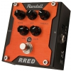 Randall RRED guitar effect