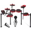 Alesis Nitro Mesh Red electronic drum kit